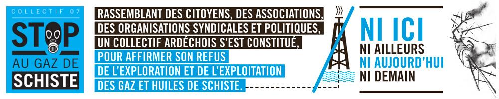 Collectif Ardèche Stop Gaz de Schiste